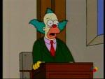 Krusty va a Washington
