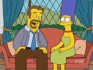 Homero Simpson, esta es tu esposa