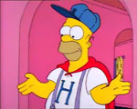 Homero, el Animador