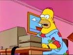 Homero tamaño familiar