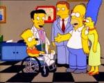 Bart es atropellado