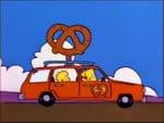 El turbio y oscuro mundo de Marge Simpson