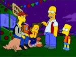 Bart en la feria