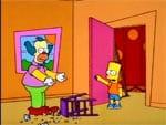 Bart se hace famoso