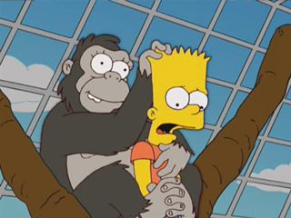 Bart Tiene dos Mamas