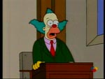 Krusty va a Washington