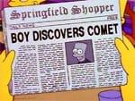 El cometa de Bart
