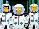 Homero en el espacio profundo