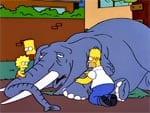 Bart gana un elefante