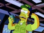 Mi querido capitán Simpson
