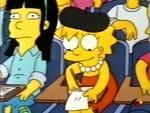 La pequeña Lisa y los diez grandes