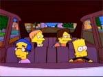 Bart recorre el mundo