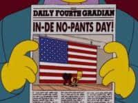 La bandera de Bart