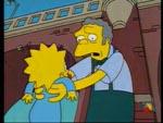 Moe se convierte en niñera