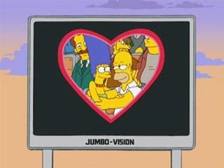 Juegos de pareja con Marge y Homero