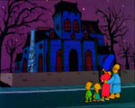 El Especial de Noche de Brujas de los Simpsons