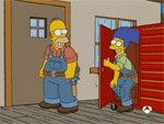 Por favor Homero, no uses el martillo