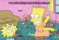 La pequeña fantasía de Bart