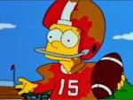 Bart se convierte en estrella