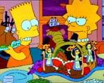 Bart contra el dia de gracias