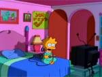 Lisa obtiene un 10