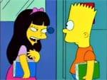 La novia de Bart