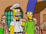 Helado de Marge (La del cabello azul claro)